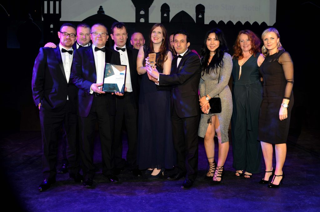 The Belmont Leicestershire Tourism and Hospitality Awards 2017