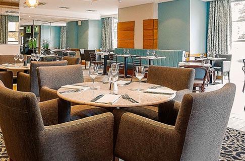 Townfields Restaurant at Cresta Court Hotel Altrincham Manchester