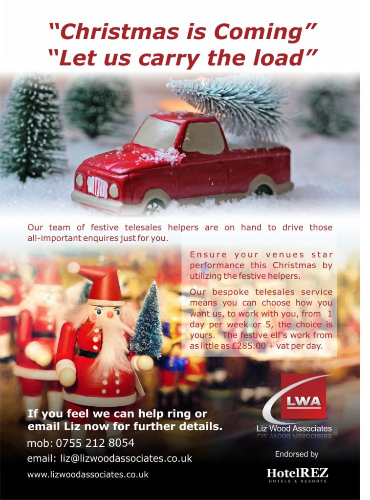 Christmas Sales offers from Liz wood associates