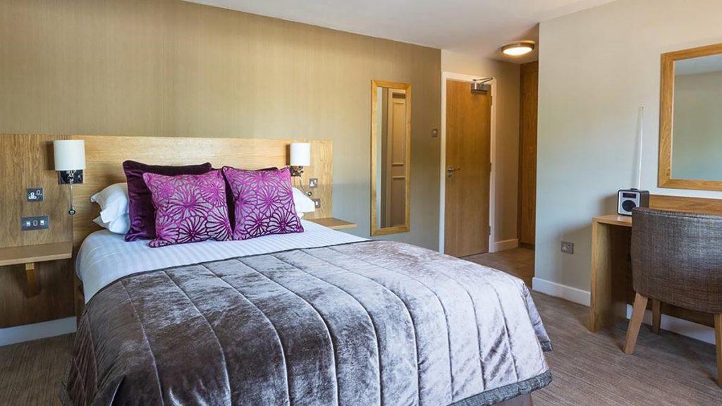 Hotels in Preston Barton Grange Hotel bedroom 17